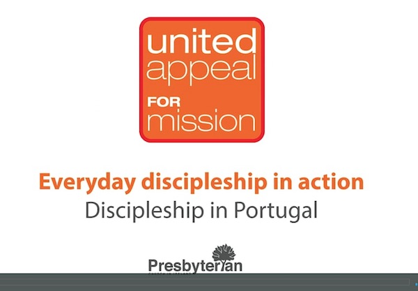 United Appeal 2017 Discipleship in Portugal